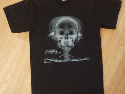 Psycho Radio t-shirt main photo