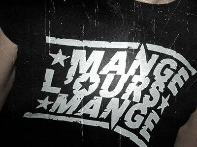 Tshirt MOM logo main photo