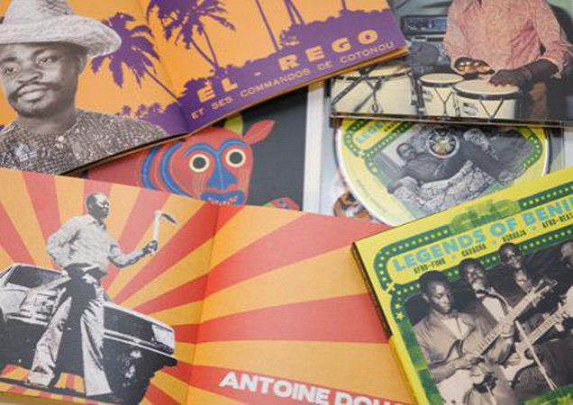 Legends Of Benin - Afro Funk, Cavacha, Agbadja, Afro-Beat | Analog