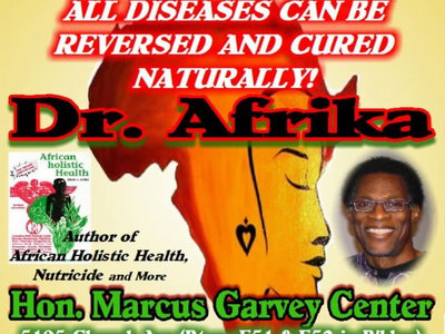 Dr  Llaila Afrika- All Diseases Can Be Cured | Prince Emagine