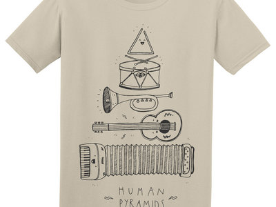 Musical Pyramids T-Shirt main photo