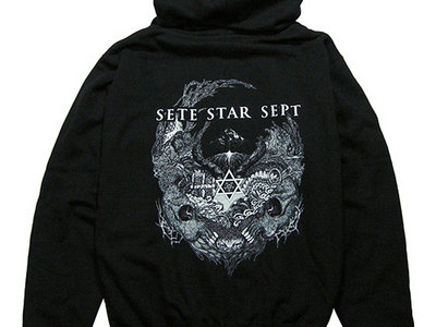 """Revision Of Noise"" Zip Hoodie main photo"