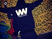 WOLVVES Hoodie Sweatshirt photo