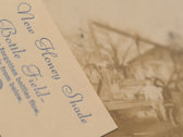 Antique Prohibition Era Bottle w/ 2 Photographs (+DOWNLOAD CODE / BONUS MATERIAL) photo