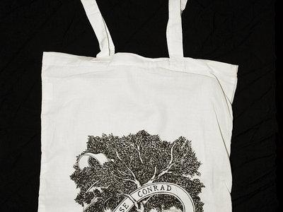 Cotton bag with Case Conrad tree main photo