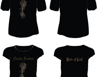Roots of Grief shirt/girlie - LAST ITEMS main photo