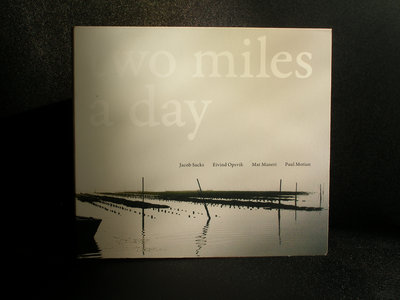 Two Miles A Day - compact disc edition main photo