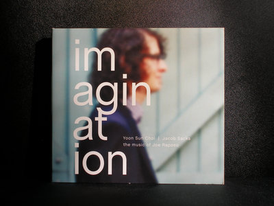 Imagination - compact disc edition main photo