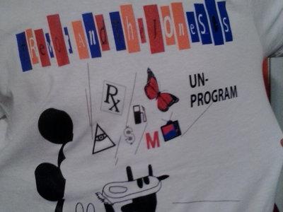 Un-Program!!!! T-Shirt (Soft-Style) main photo