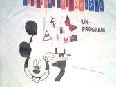 Un-Program!!!! T-Shirt (Soft-Style) photo