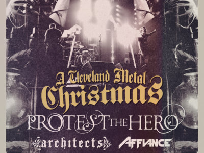 Ticket for our show with Protest The Hero, Dec 6th at The Agora! main photo