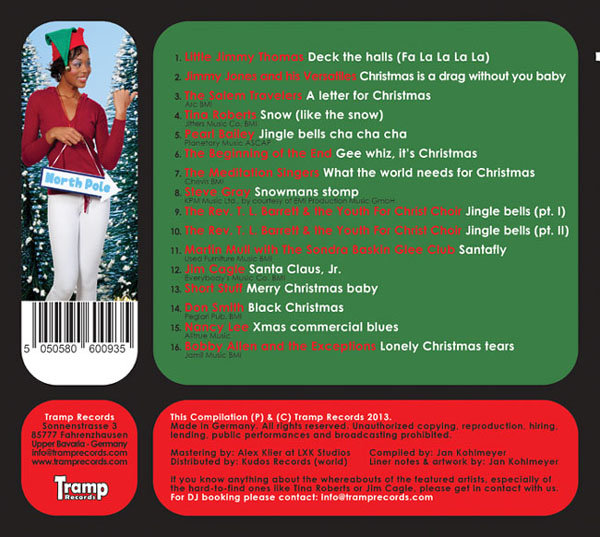 Santa's Funk & Soul Christmas Party 2 | Tramp Rec.