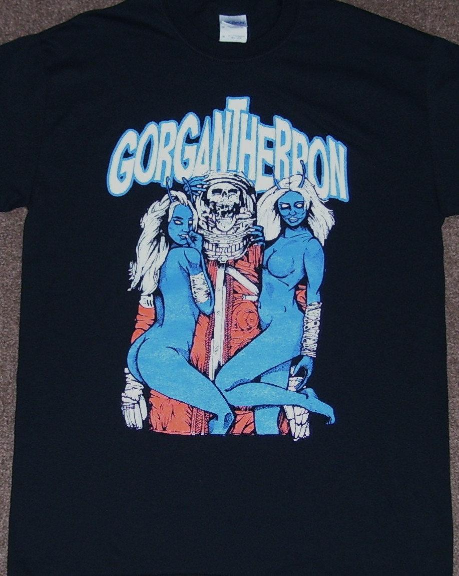 T shirt design evansville indiana - Space Sirens T Shirt Main Photo
