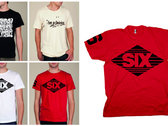 Official 'SIX2SIX RECORDS' ® Label Designer T Shirts (Various) photo