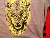 Yassou Benedict Lion T-shirt photo