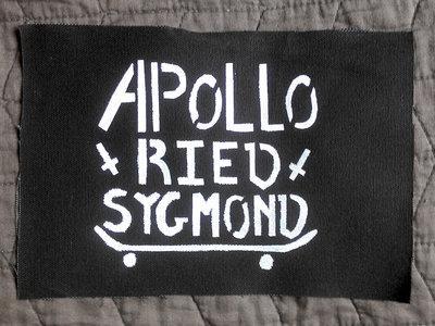 Apollo Ried Sygmond Skateboard Patch main photo