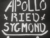 Apollo Ried Sygmond Skateboard Patch photo