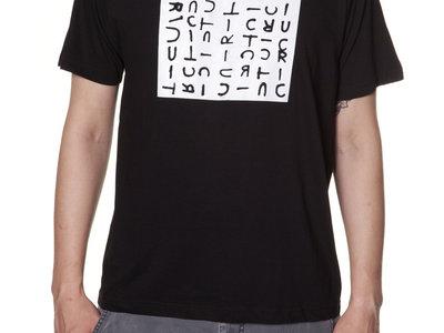 Circuit Pattern (white) T-shirt main photo