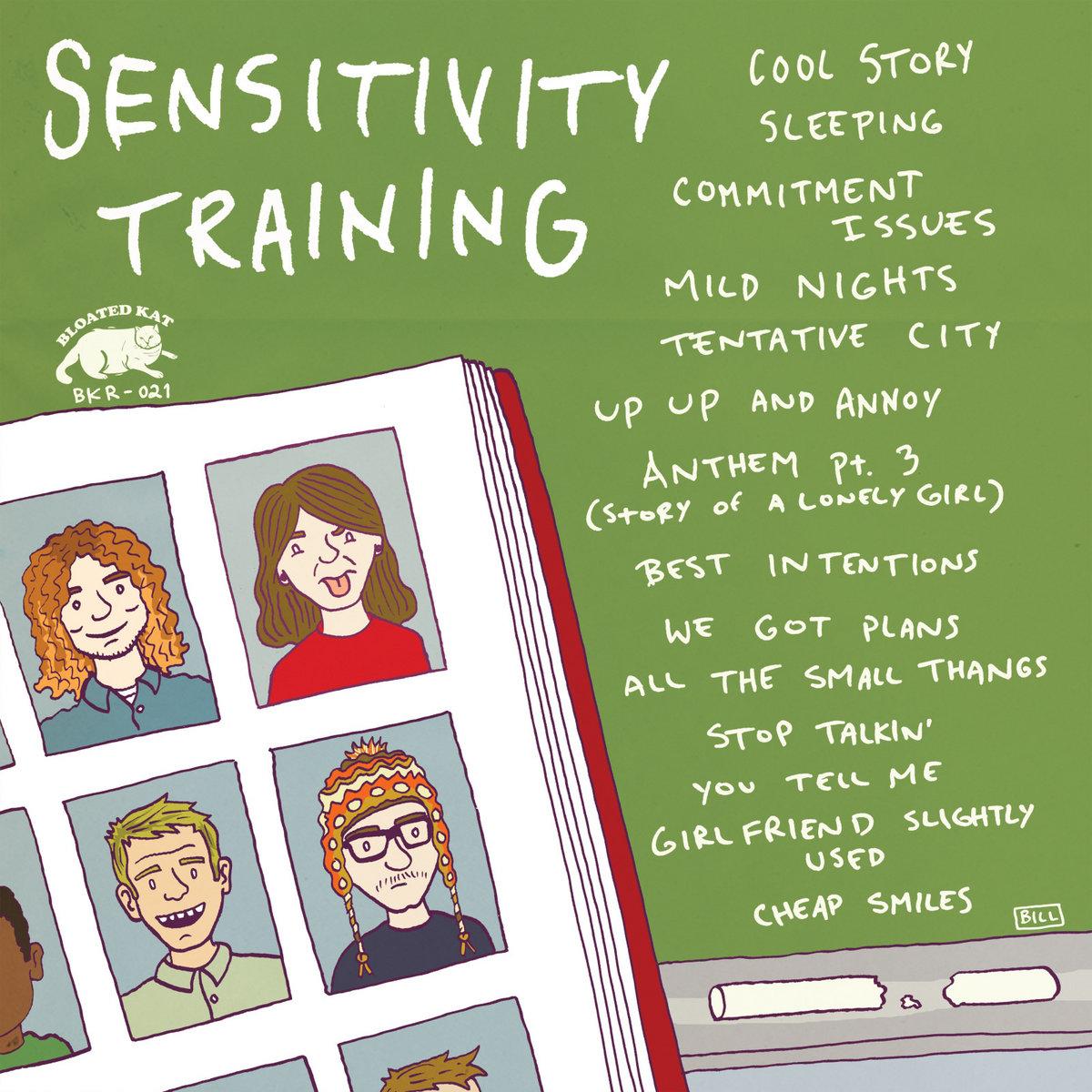 Sensitivity Training   Rational Anthem