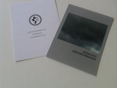 Jonas Fust - Kärleksströmmar - Postcard + Download main photo