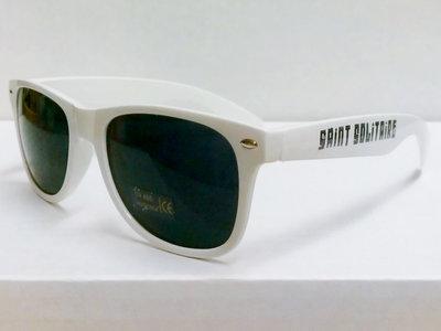 Saint Sunglasses [White] main photo