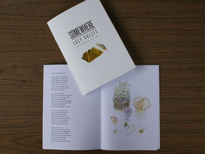 """Somewhere"" Book main photo"