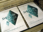 Shlohmo / Salva / Soosh Poster-gig photo