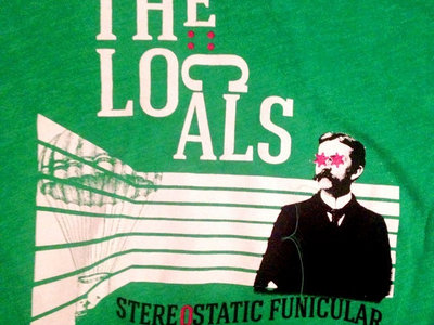 Official Stereostatic Funicular Tee main photo