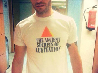 The Ancient Secrets of Levitation T-Shirt (1st edition) main photo