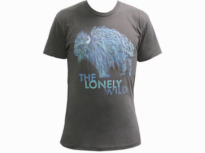 The Lonely Wild Buffalo Shirt: Unisex main photo