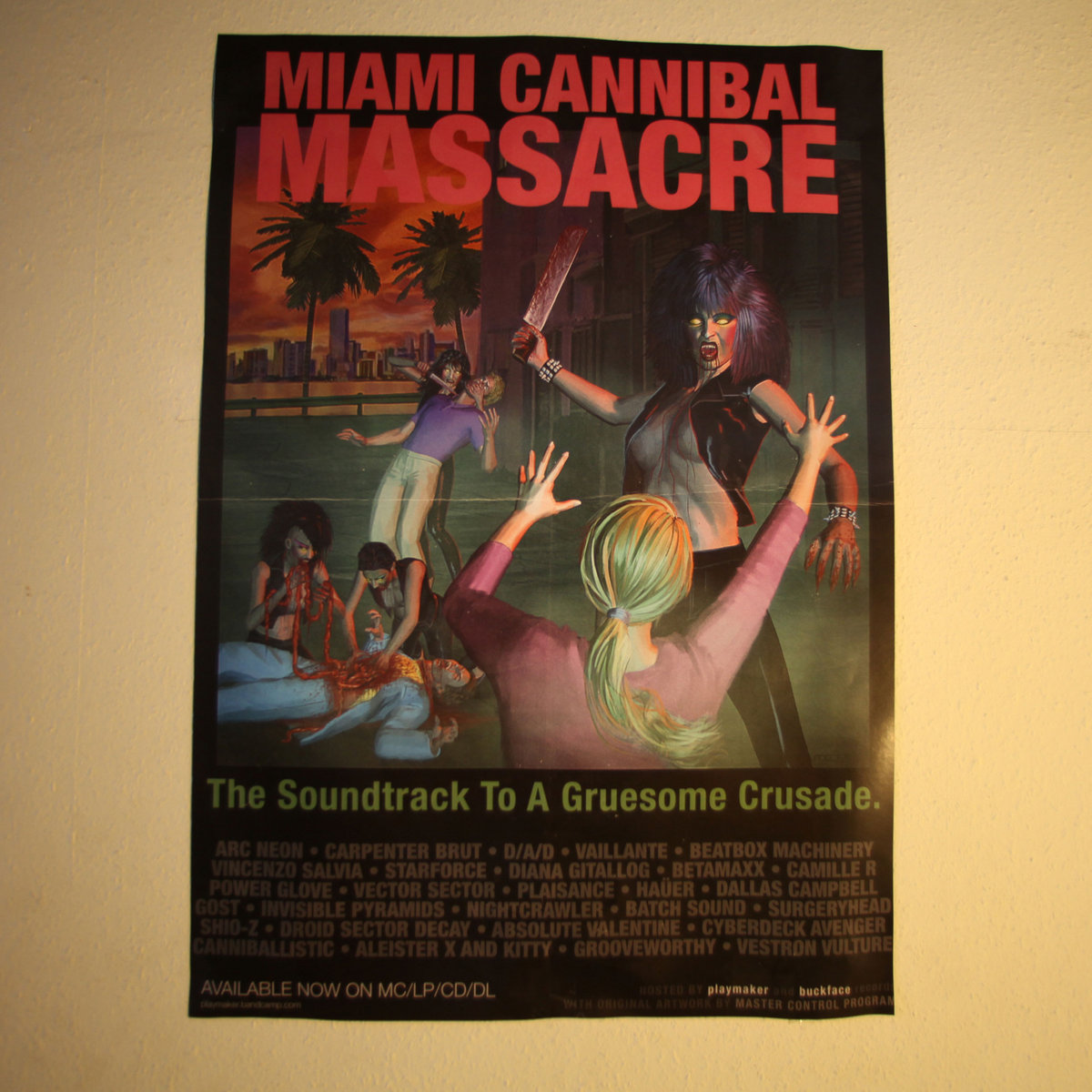 Miami Cannibal Massacre | PLAYMAKER Media Group