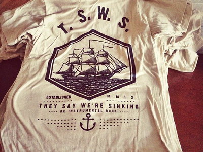 TSWS Ship Shirt main photo