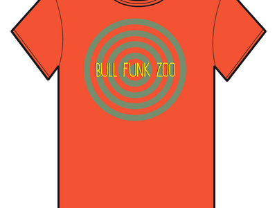 Bull Funk Zoo T-shirt main photo