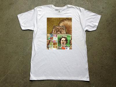 "James Fosdike ""100 Episodes"" Limited Edition T-Shirt White + FREE iLGGL episodes 1-10 & Q&A episode main photo"