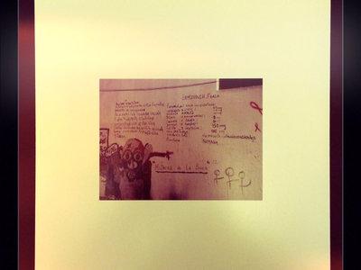 The Hunter Grachuss / Komissar Hjuler und Frau 'Split' 180 gram Virgin Vinyl LP main photo