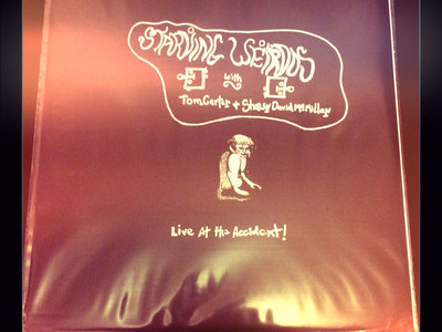 Starving Weirdos with Shawn McMillen & Tom Carter 'Live At The Accident' LP main photo