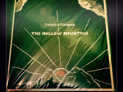 Twinsistermoon 'The Hollow Mountain' CD main photo