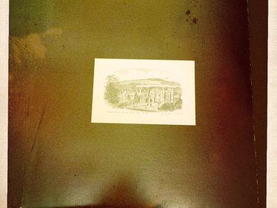 Cam Deas / Spoono (Jack Allett) - Split Tour LP main photo