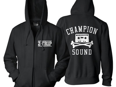 CHAMPION SOUND - Zip Up HOODIE main photo