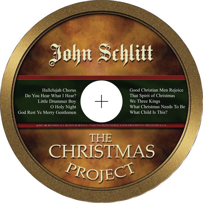 The Christmas Project | John Schlitt