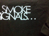 Smoke Cig T-shirt (black) photo