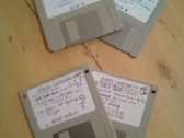 "Space Hymns 3.5"" Floppy Disk EPs photo"