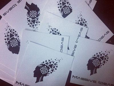Massive Ideas Sticker Pack main photo