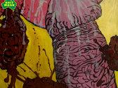 Passenger of shit 6 , cover art / original painting photo