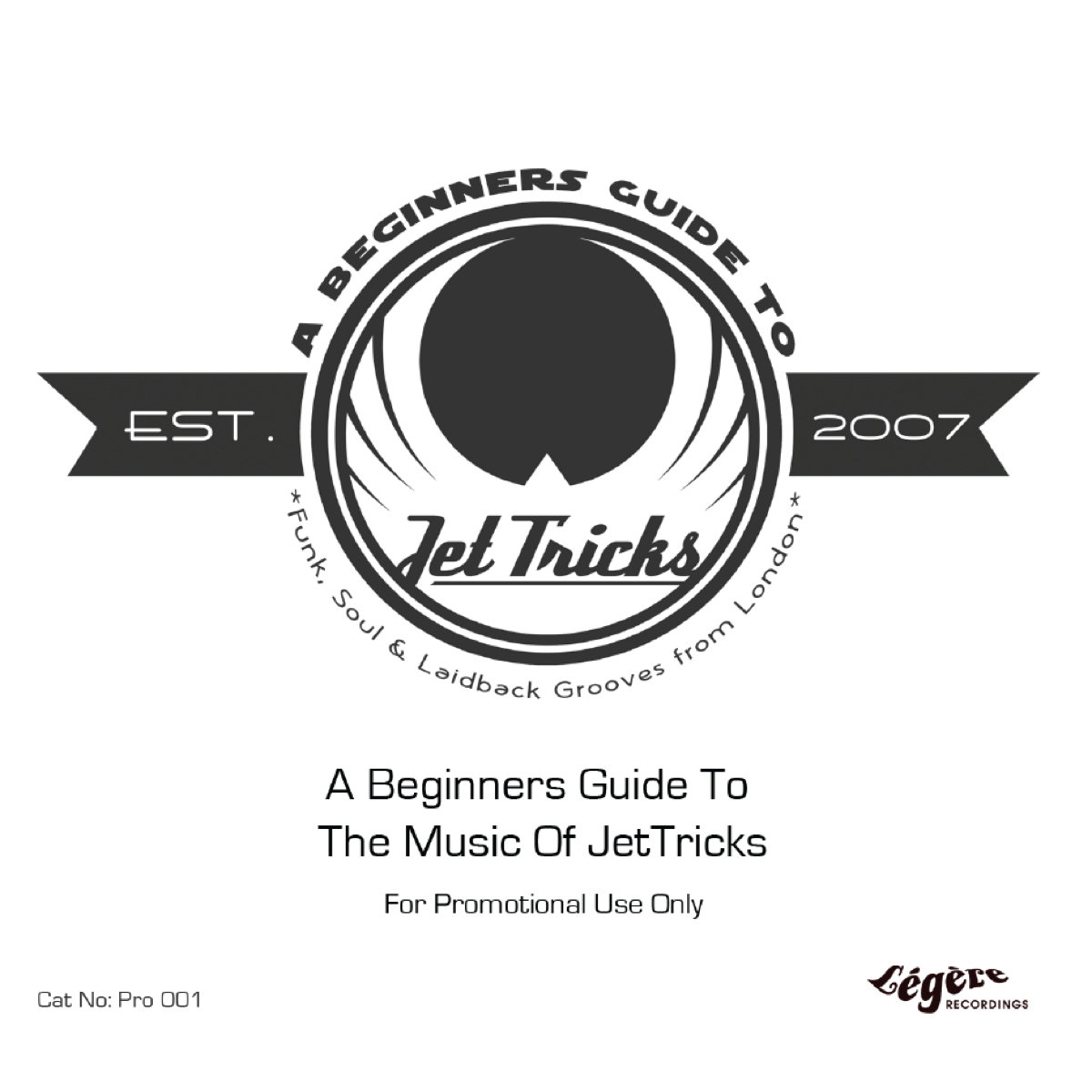 A Beginners Guide To The Music Of JetTricks JetTricks - A basic guide to vinyl graphics