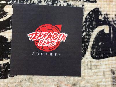 Official Terrapin Beats Society Laptop Stickers! (2) main photo