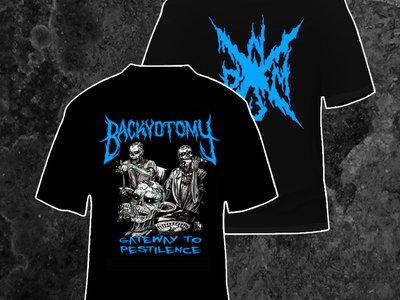 Backyotomy - Gateway - T-shirt main photo
