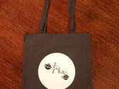 Fika Recordings tote bag photo