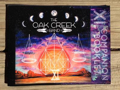 """""""XI (Eleven) CD Companion Booklet main photo"""