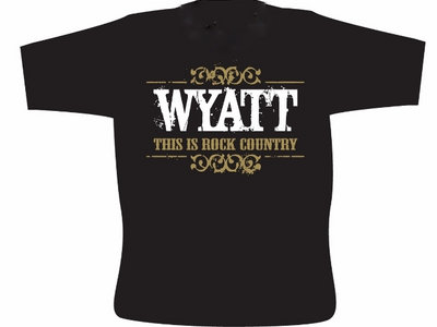 T-Shirt -'This Is Rock Country' main photo